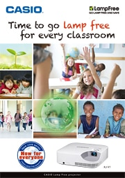 Time to go lamp free for every classroom