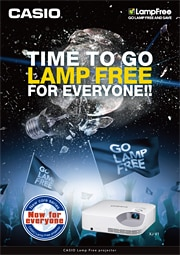 TIME TO Go LAMP FREE FOR EVERYONE!!