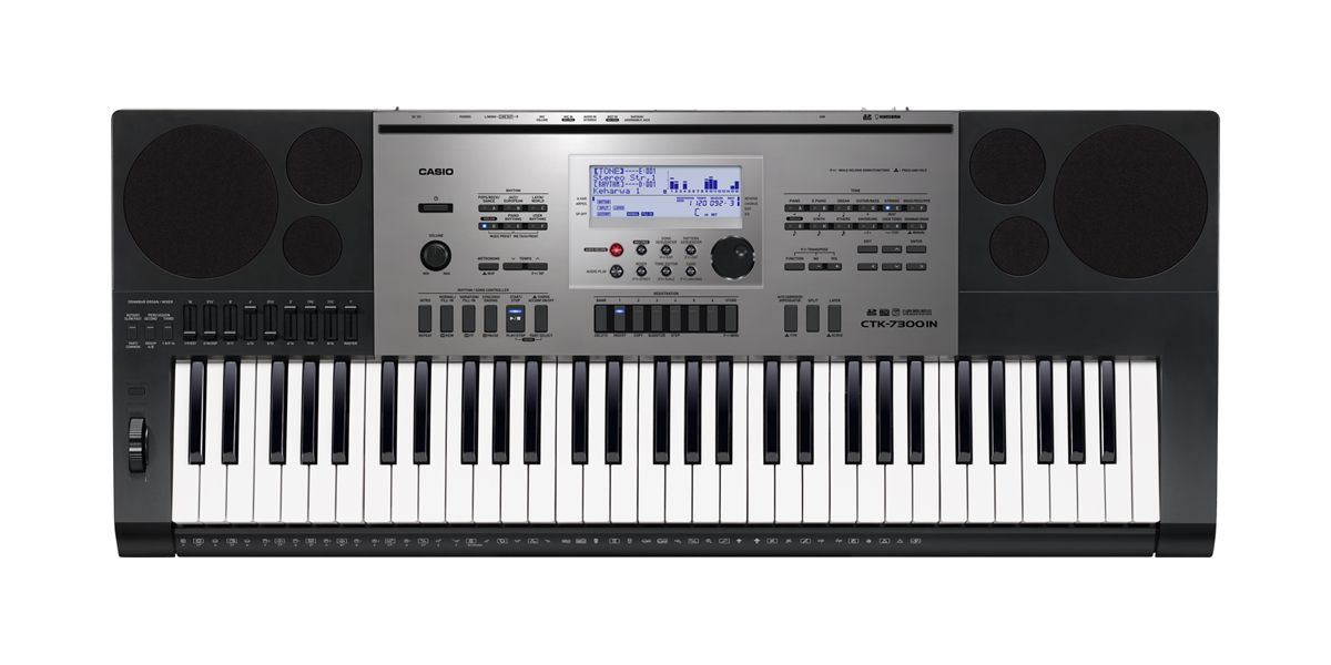 CTK-7300IN | Localized Keyboards | Electronic Musical Instruments