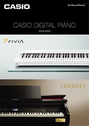 Digital Piano Catalog