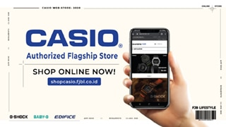 CASIO Authorized Online Flagship Store