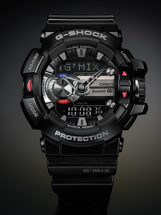 new product ca7cb 96f67 GBA-400-1A | G'MIX | G-SHOCK | Timepieces | CASIO
