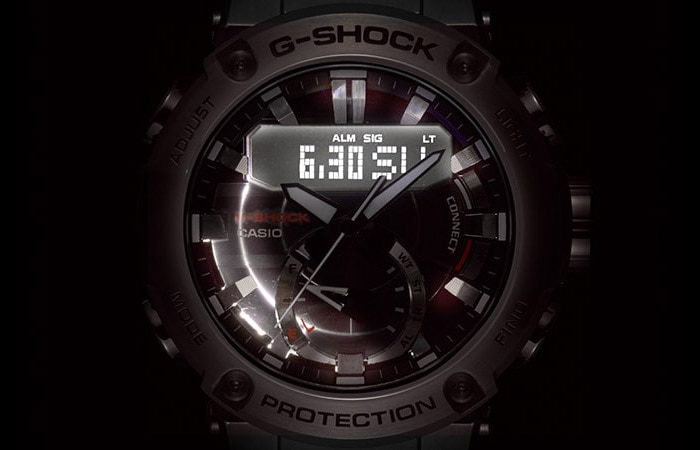 Gst B200 1a G Steel G Shock Timepieces Casio
