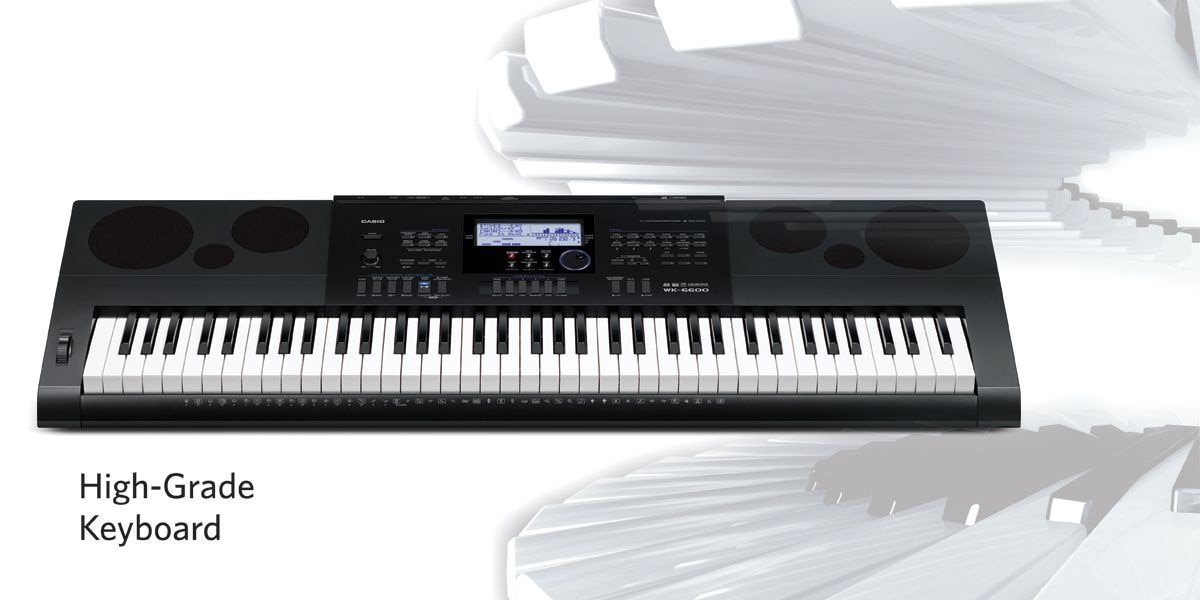 Electronic Musical Instruments | CASIO