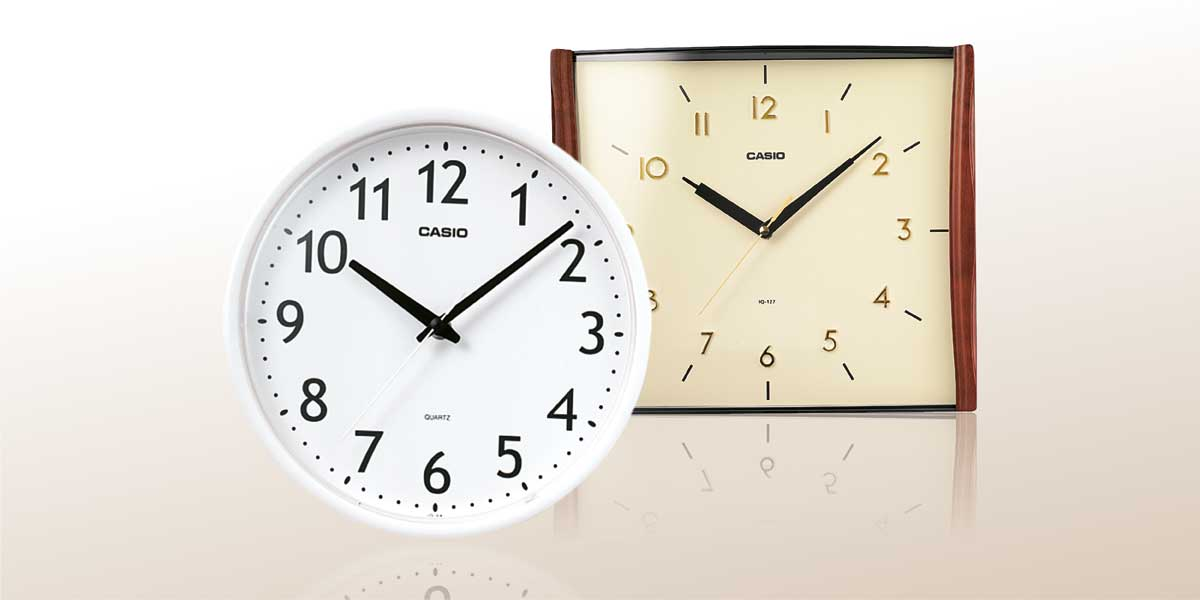 1-16 Wall Clocks img