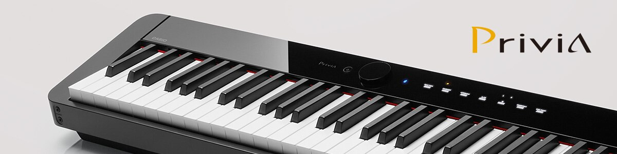 Privia Digital Pianos