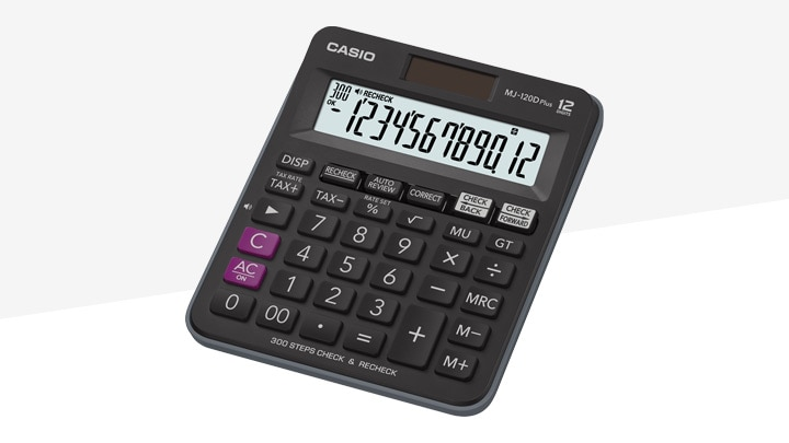 Check Calculators