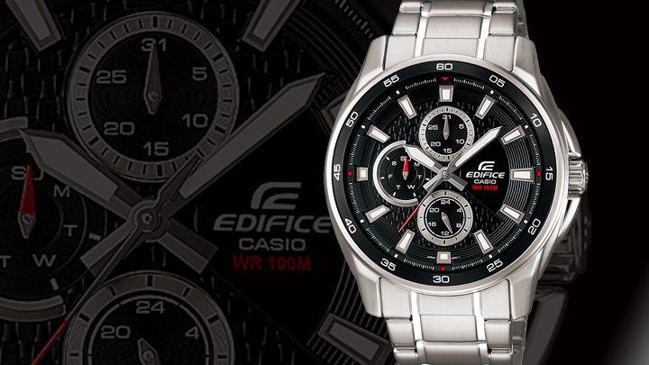 Edifice Timepieces Casio