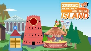 CALCULATOR ADVENTURE ISLAND (for Kids)
