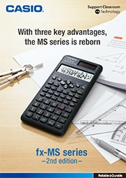 fx-MS series 2nd edition-