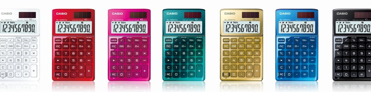 Portable Calculators