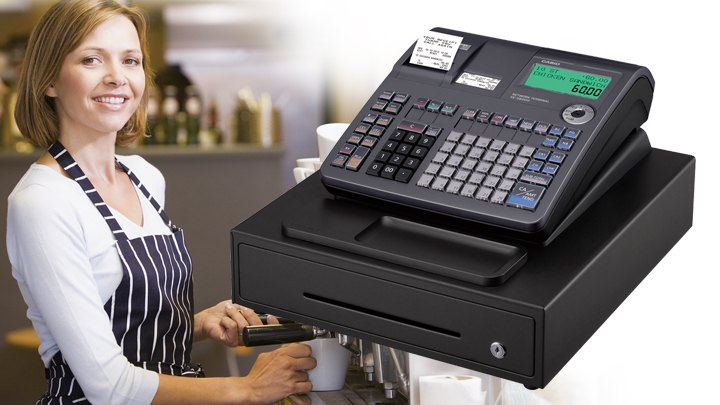 Cash Registers | CASIO