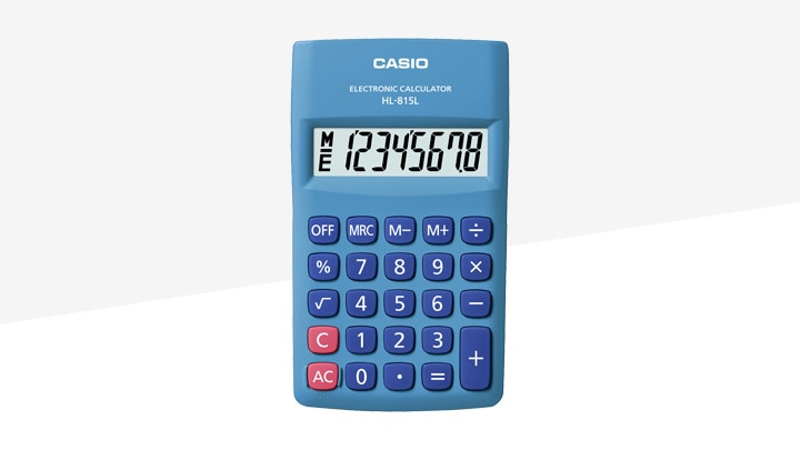 Practical Calculators (Battery-operated)