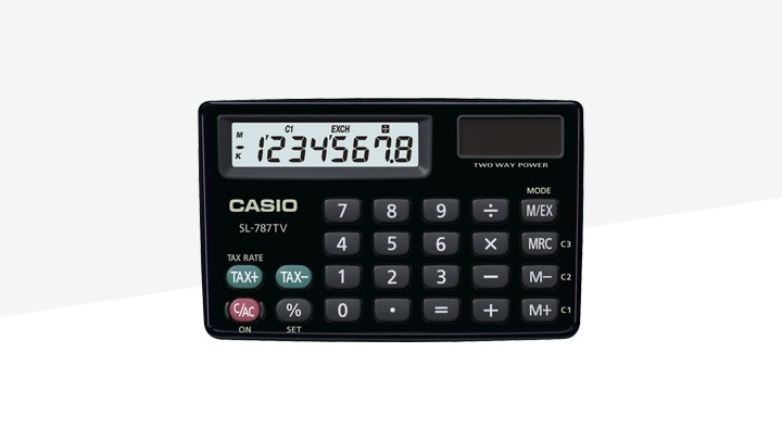Practical Calculators (Credit card type)