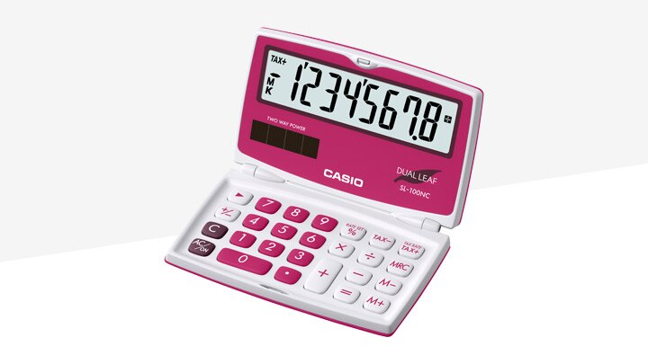 Practical Calculators (Dual Leaf Type)