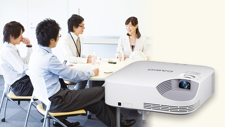 , Casio Projectors, Anchor Business & IT Solutions