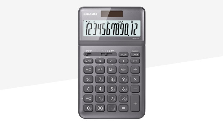 Stylish Calculators