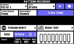 Sequenciador de padrões