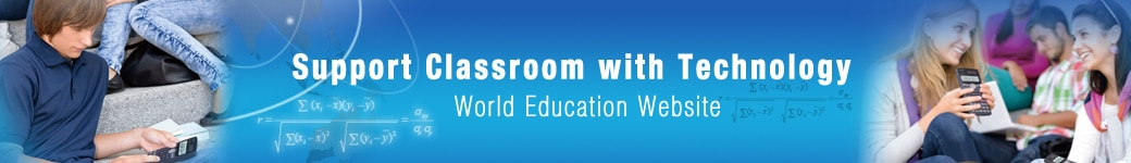 World Education Website
