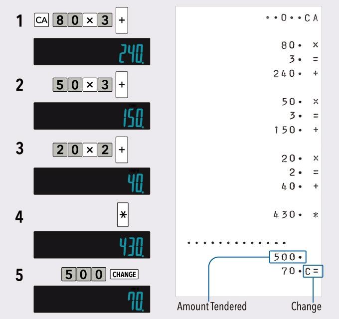 how to set decimal places on casio calculator