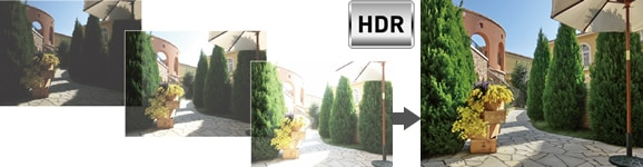 [ HDR ] �ϥ� HDR�A�������������۵M�C