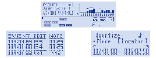Song Sequencer