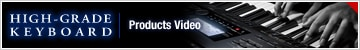 High-Grade Keyboard Products Video