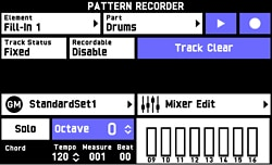 Pattern Sequencer