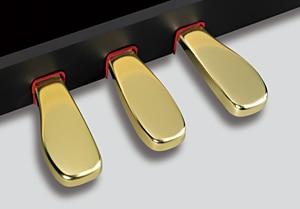 三角鋼琴踏板系統