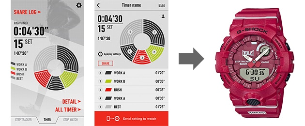 Timer for Interval Training
