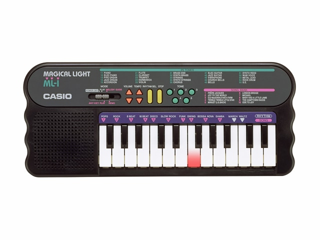 History Of Casio S Musical Instrument Business Casio