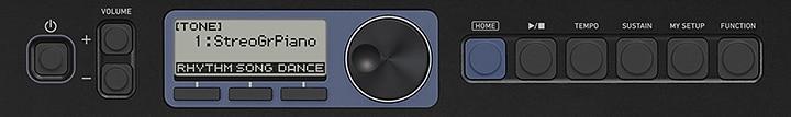 Una interfaz fácil de usar para todos