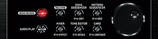Grabación de audio/reproducción