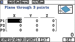 POINTS FORMAT