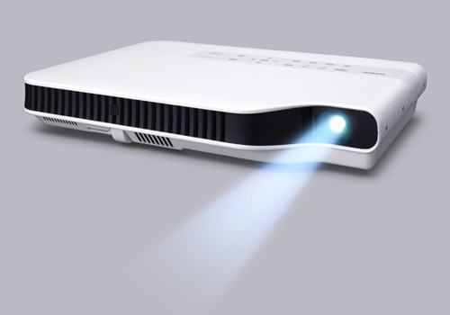 GREEN SLIM Projector XJ-A145