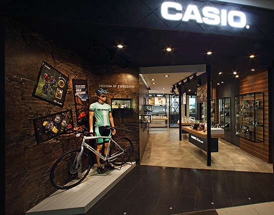 Casio Debuts Its World S First One Stop Lifestyle Concept