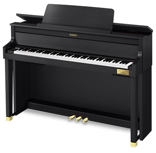 casio to release digital pianos with three different historic grand piano sound profiles. Black Bedroom Furniture Sets. Home Design Ideas