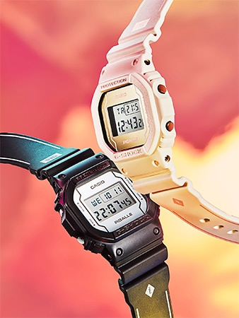 Casio To Release G Shock Pigalle Collaboration Collection