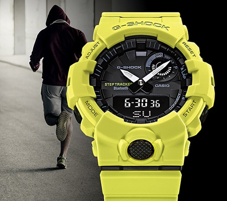 8538a2d00 Casio to Release New G-SHOCK with App Connectivity for Step Tracking and  Workouts