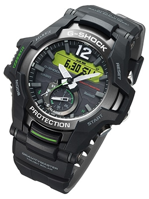 Casio to Release Aviation Concept G-SHOCK That Connects to ...