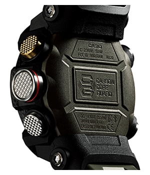 Casio to Release G-SHOCK MUDMASTER with Carbon Core Guard Structure