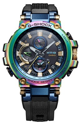 caf4d37224cc Casio to Release New G-SHOCK to Commemorate 20th Anniversary of MT-G Series