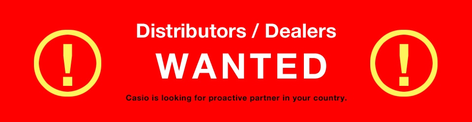 Distributors / Dealers WANTED