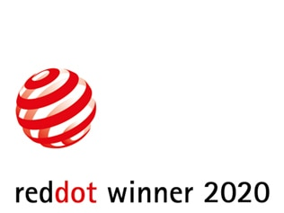 reddot winner 2020 log