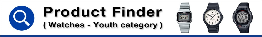 Product Finder (Watches - Youth category)