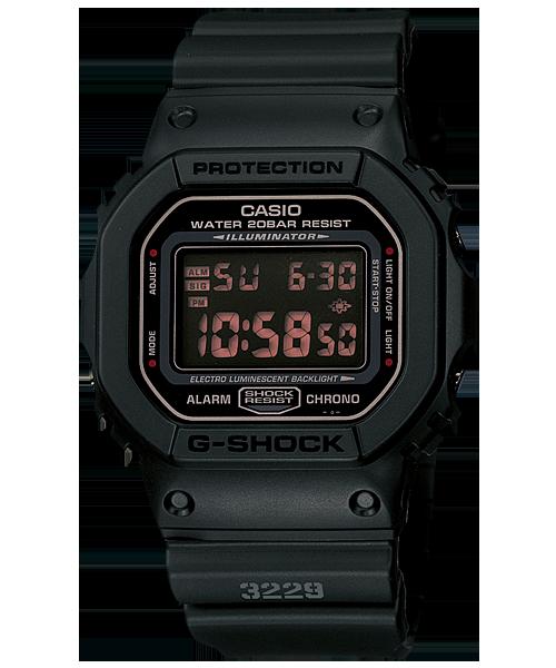 29f711ff95a DW-5600MS-1 | STANDARD DIGITAL | G-SHOCK | Timepieces | CASIO