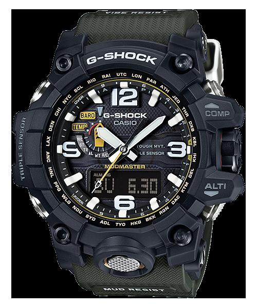 GWG 1000 1A3 | MUDMASTER | G SHOCK | Relojes | CASIO