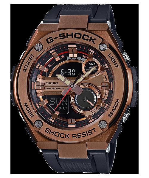Gst 210b 4a G Steel G Shock Timepieces Casio
