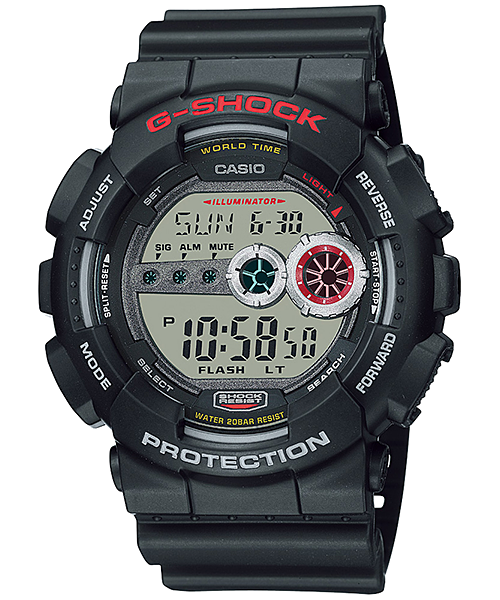 115eddece GD-100-1A | STANDARD DIGITAL | G-SHOCK | Timepieces | CASIO