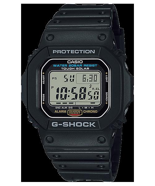 G 5600e 1 Standard Digital G Shock Timepieces Casio